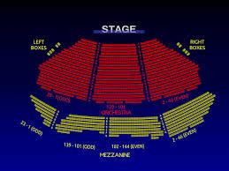 Genuine Winter Garden Theatre Nyc Seating Chart Blue Man