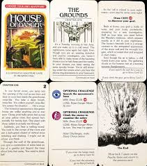 Choose Your Own Adventure Story Template Choose Your Own Adventure House Of Danger The Daily Worker Placement