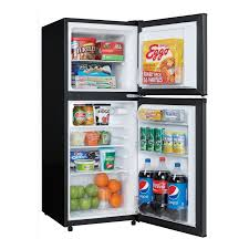 refrigerator wire shelves danby 4 7 cu ft 2 door pact refrigerator black stainless of refrigerator