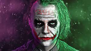 Purple Joker Wallpaper 4k - Novocom.top