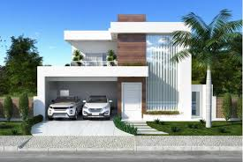 amusing two story houses pictures luxuriouodern y house plan with clean facade