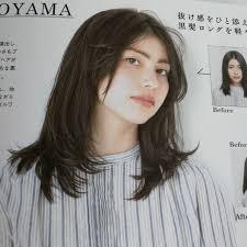 顔タイプ診断タイプ別髪型 自分に似合うロングヘアの形って 東京