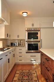 aaah white shaker cabinets and a