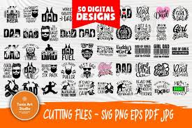 • 1 svg cut file for cricut, silhouette designer edition and more • 1 png high resolution 300dpi • 1 dxf for free version of silhouette cameo • 1 eps vector file for adobe illustrator, inkspace, corel draw and more. Dad Svg Bundle Fathers Day Svg Funny Dad Svg Funny Shirts 619426 Cut Files Design Bundles