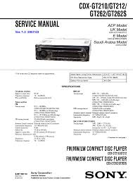 wiring diagram for sony car stereo the brilliant cdx gt230 Sony Car Stereo Wiring Diagram wiring diagram for sony car stereo the brilliant cdx gt230 sony car stereo wiring diagram cdx-ca400