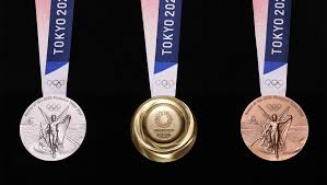 Olympic Medal Designs Since 1896 Designs Of Tokyo 2020s Recycled Medals Unveiled Olympic News