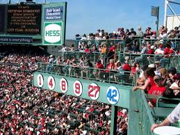 Boston Red Sox Seating Chart View Boston Red Sox Budweiser Right Field Roof Deck