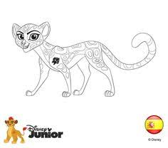 Small Picture Disney Lion Guard Printable Coloring Page Printable Coloring