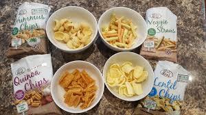 Výsledek obrázku pro real eat hummus chips