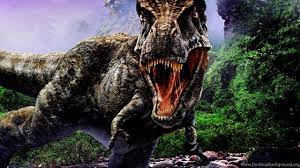 T Rex Dinosaur HD 4K Wallpapers ...
