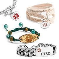 al alert bracelets
