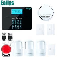 motion sensor alarm system home burglar security alarm system motion detector app control sensor alarm fire