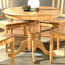 dining tables round oak dining table set small and chairs tables roo