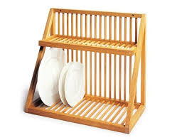 10 easy pieces countertop dish drainers remodelista wall mounted inside plate rack remodel 6