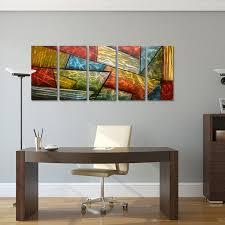 original handcraft decor aluminum sculpture artwork metal wall art colorful 3d painting for living room on colorful metal wall art decor with original handcraft decor aluminum sculpture artwork metal wall art
