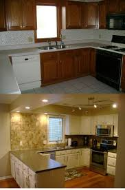 Old Kitchen Renovation 17 Best Ideas About 1970s Kitchen Remodel On Pinterest Kitchen