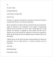 Basic Business Letters Business Letter Format 9 Free Samples Examples Format