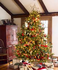 all natural christmas tree