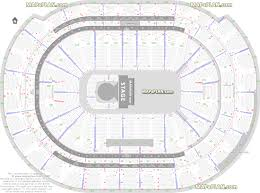 Verizon Center Suite Seating Chart Keybank Center Detailed Seating Chart With Seat Numbers