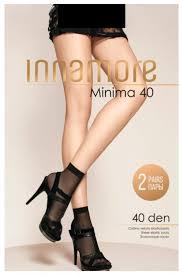Капроновые <b>носки</b> Innamore Minima <b>40 den</b>, 2 пары — купить по ...