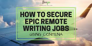 how to secure epic remote writing jobs using contena