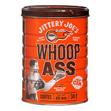 Ingredients for whoop ass