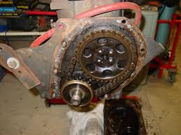 rebuilding the l134 the early 2a engines had chain driven timing to my knowledge no 3as ever has this setup