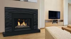 black fireplace surround regency horizon with pacific wave black surround dublin 54 corbel black granite fireplace