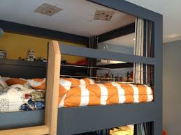 Loft Bed Bedroom Loft Bed Curtains How To Make Free Image