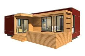 Small Picture Prefab micro house contemporary wooden single story DUO 36
