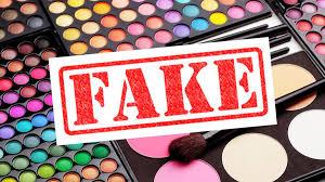 fake makeup