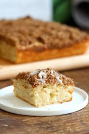 Oct 9, 2020 · recipes developed by vered deleeuw and nutritionally reviewed by rachel benight ms, rd. Vegan Coffee Cake Recipe Cinnamon Streusel Cake Vegan Richa