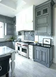 light grey kitchen walls gray with white cabinets cabinet ideas what dark wood countertops