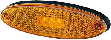 Hella Side Marker Lights Hella 7943 Led Side Marker Lamp 007943317 007943317