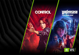 Youngblood Nvidia Wolfenstein Youngblood And Control Rtx Super Bundle