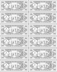 print play money coloring page best pages database and