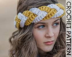 Crochet Headband Pattern Impressive Cute Braided Crochet Headband Pattern Free Crochet Pattern