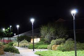 led pole lights retrofit guidelines for