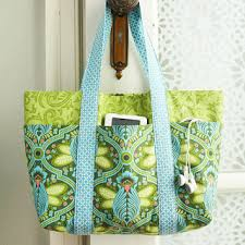 Free Tote Bag Patterns Beauteous Quilt Inspiration Free Pattern Day Tote Bags