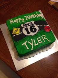16th Birthday Cake Eat Cake Boys 16th Birthday Cake Cookie Cake