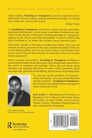 teaching to transgress education as the practice of dom teaching to transgress education as the practice of dom harvest in translation amazon de bell hooks fremdsprachige bücher