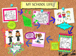 essay on my experience of school life my school life publish glogster