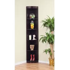 Dark Wood Corner Shelves Stunning Wall Mounted Corner Shelf Wall Units Design Ideas Electoral32