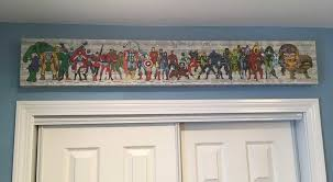 #epsteinmemes hobby lobby display of license plate letters wall decor. Steve Zarelli On Twitter I M Loving This Hobbylobby Marvel Canvas In My Office Hobby Room Backinthebronze Bronzeagebabies