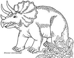 Project Ideas Triceratops Coloring Pages Page Beautiful Fresh Free