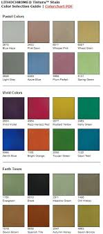 Pin By Concrete Network On Water Based Concrete Stain Color