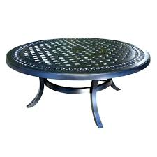 small round patio table patio side table with umbrella hole kitchen alluring round patio coffee table