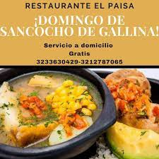 Restaurante, Cafetería y Algo Más El Paisa - Home