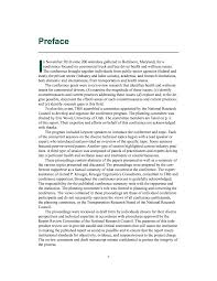 front matter research on the health and wellness of commercial page r11