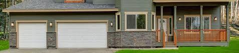 3 car garage door